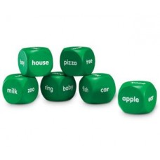 Nouns Cubes Set Of 6