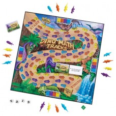 Dino Math Tracks® Place-Value Game