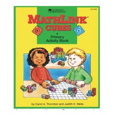 Mathlink Cubes: Primary Activity Book