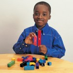 Fraction Tower® Cubes: Fraction Set