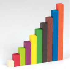 Cuisenaire® Rods Introductory Set, Wood
