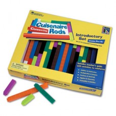 Connecting Cuisenaire® Rods Intro Set, Set of 74 Rods